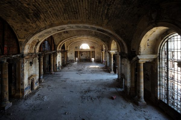 Michigan Central Station (fot. Rick Harris)