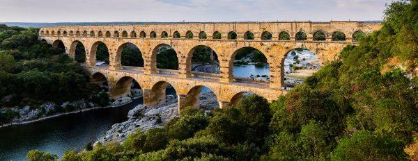 Pont du Gard (fot. Benh Lieu Song)