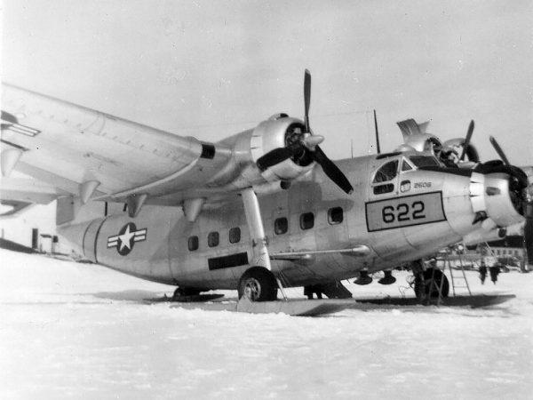 Northrop YC-125B