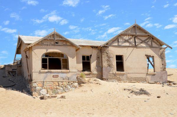 Kolmanskop (fot. Olga Ernst)