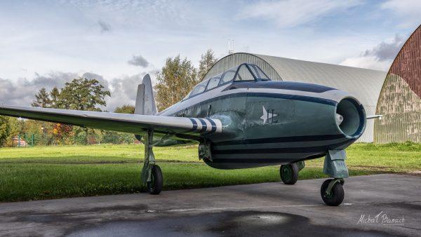 Jak-17UTI (fot. Michał Banach)