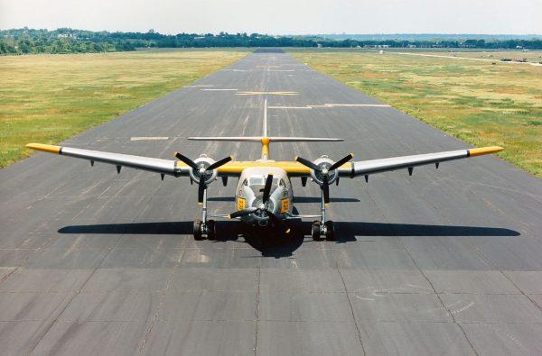 Northrop YC-125B (fot. nationalmuseum.af.mil)