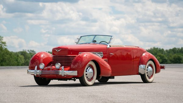 Cord 812 (fot. RM Sotheby's)