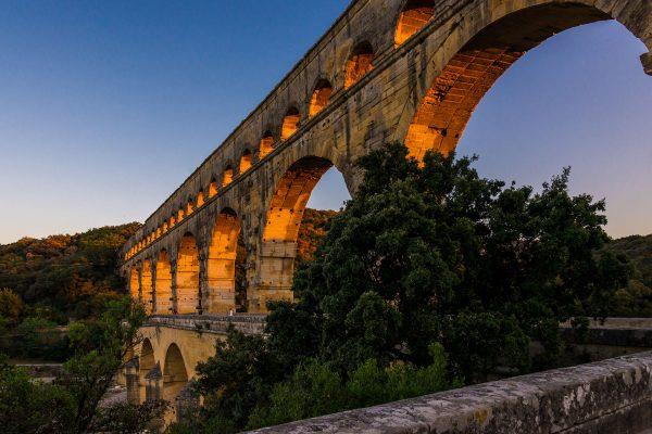 Pont du Gard (fot. Paul Gagnon)