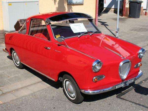 Goggomobil Coupe (fot. fahrzeuge.rezbach.de)