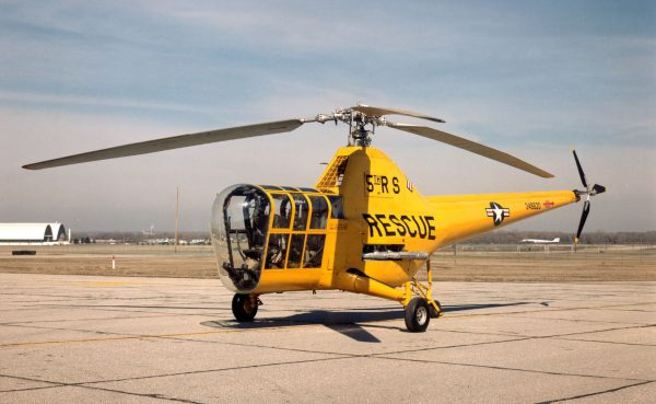 Sikorsky H-5
