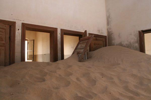 Kolmanskop (fot. Michiel Van Balen)