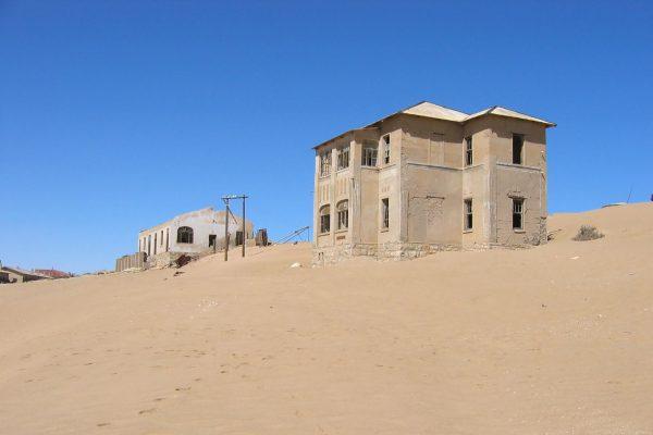 Kolmanskop (fot. Harald Süpfle)
