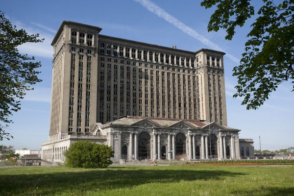 Michigan Central Station (fot. Albert Duce)