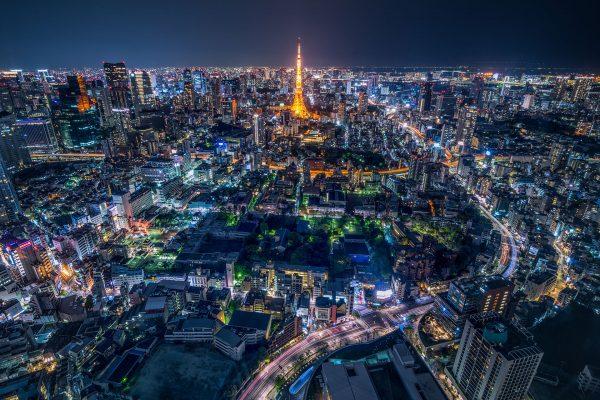 Tokyo Tower (fot. Mark Esguerra)