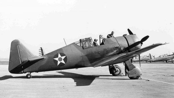 North American P-64