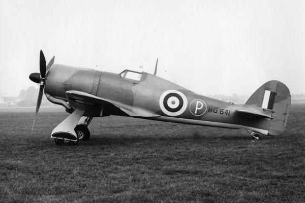 Hawker Tornado (HG641)
