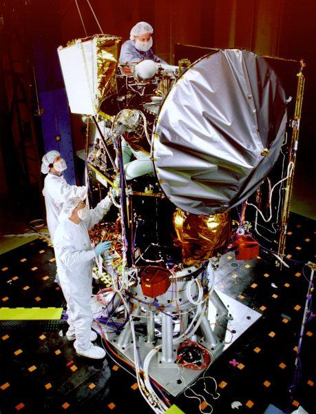 Sonda Mars Climate Orbiter (fot. NASA)