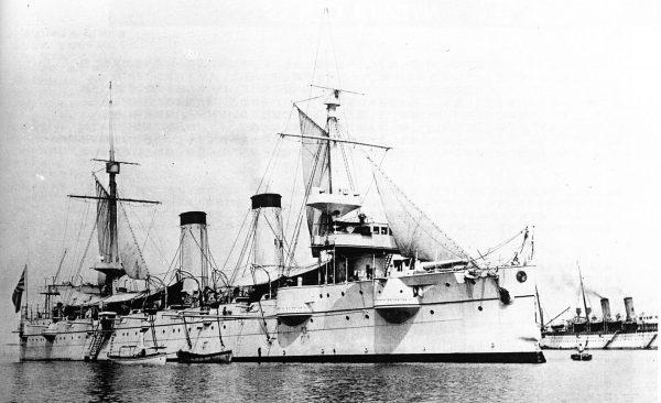 Japoński krążownik Kasagi