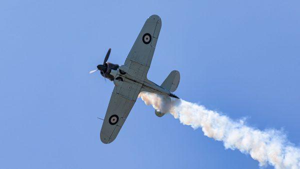 CAC CA-13 Boomerang (fot. Michał Banach)