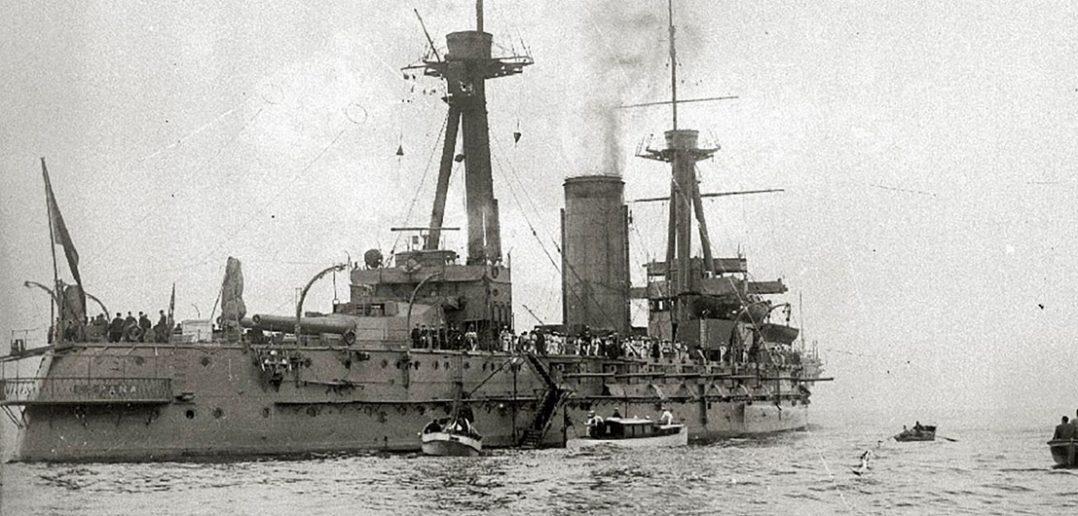 Pancerniki typu España - jedyne hiszpańskie dreadnoughty