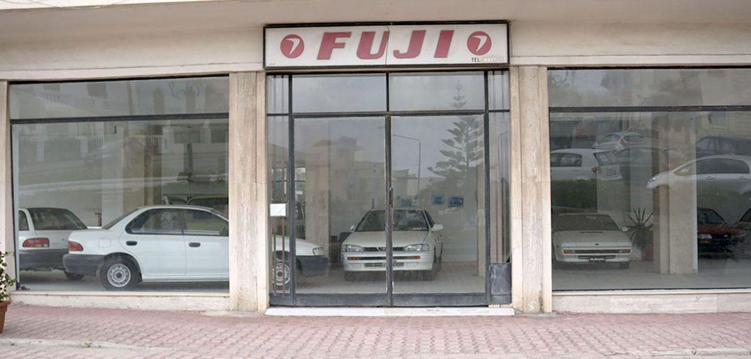 Zapomniany salon Subaru na Malcie