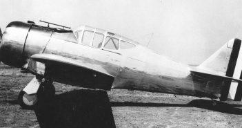 Zapomniany North American P-64 (NA-50 i NA-68)