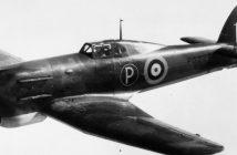 Hawker Tornado - zapomniany następca Hurricana