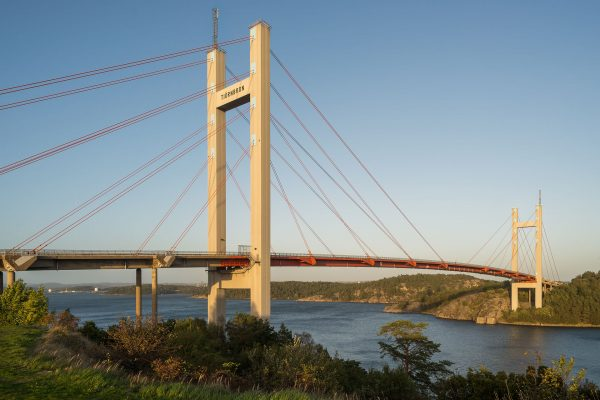 Most Tjörnbron współcześnie (fot. Arild Vågen)