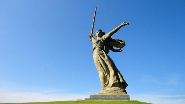 Matka Ojczyzna Wzywa! (fot. Wikimedia Commons)