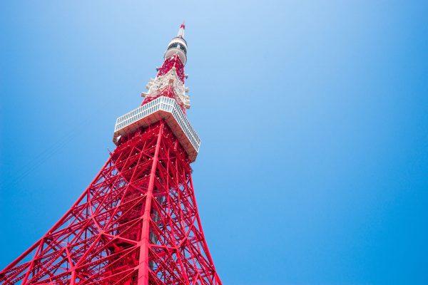Tokyo Tower (fot. Alex Chen)