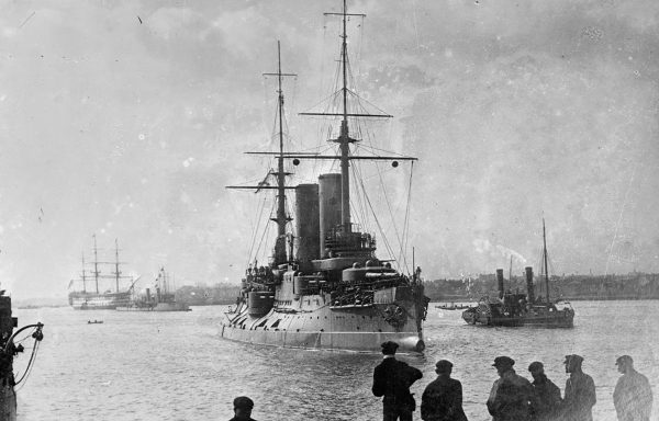 Rosyjski pancernik Cesariewicz