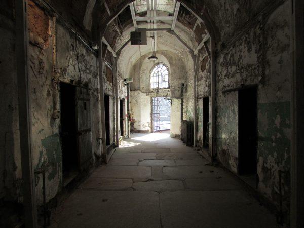 Holmesburg Prison (fot. janemcmaster.wordpress.com)