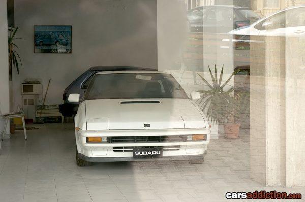 Subaru XT z 1987 roku (fot. carsaddiction.com)