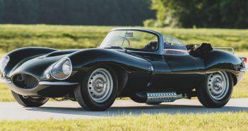Zapomniany Jaguar XKSS