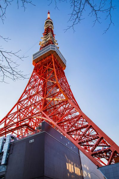 Tokyo Tower (fot. Masato Hanayama)