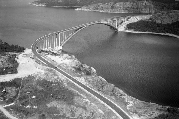 Most Almöbron w 1960 roku