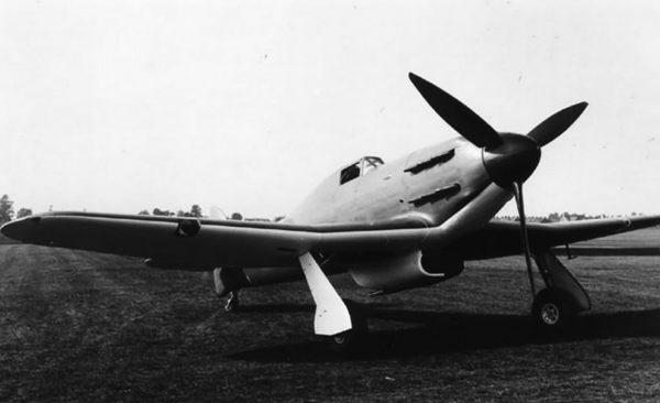 Hawker Tornado (P5219)