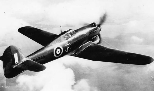 Hawker Tornado (P5224)