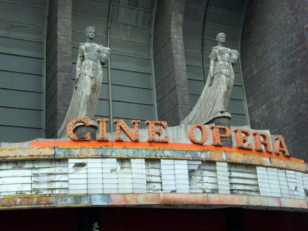 Cine Ópera (fot. Matthew Rutledge)