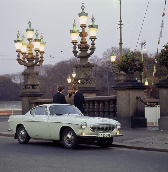 Volvo 1800S (fot. Volvo)