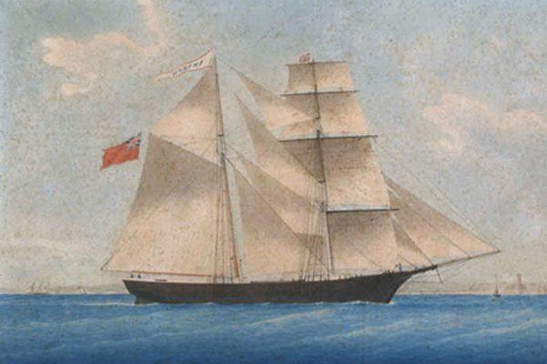Mary Celeste jeszcze jako Amazon