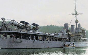 HSwMS Gotland - szwedzki krążownik lotniczy
