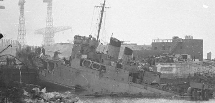 Operacja Chariot – rajd na Saint-Nazaire (1942)