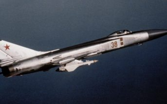 Su-15 - myśliwiec przechwytujący z mroczną historią