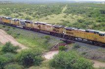 (Prawie) porzucone lokomotywy w Arizonie - film