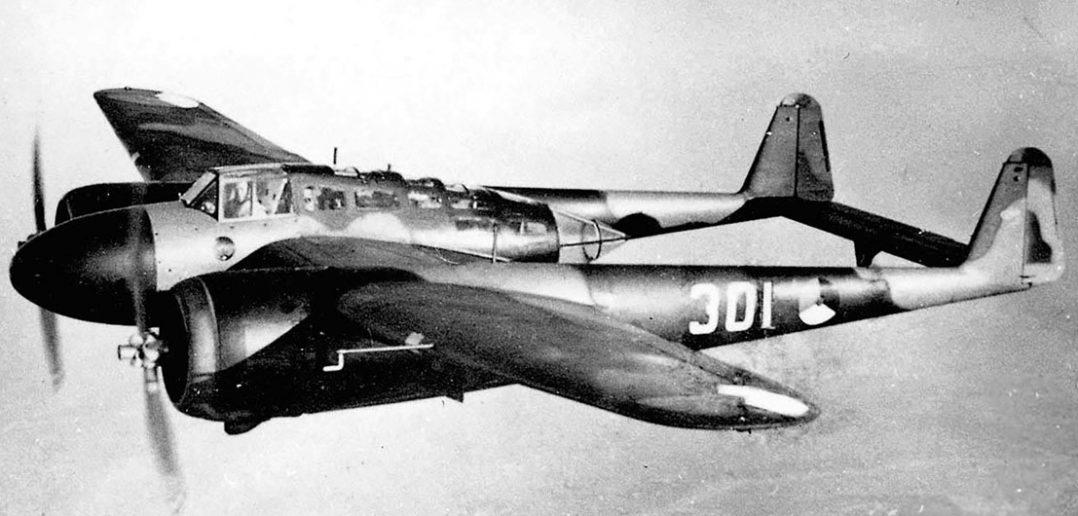 Fokker G.I - zapomniany holenderski myśliwiec