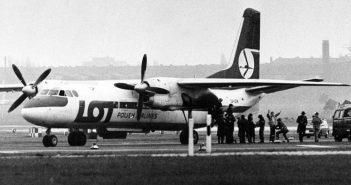 LOT - Landet Oft in Tempelhof - najważniejsze porwania polskich samolotów