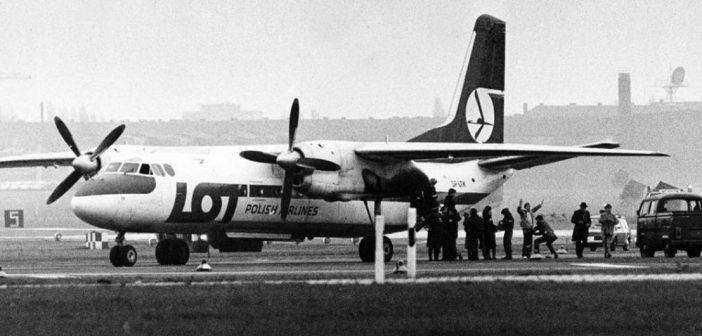 LOT – Landet Oft in Tempelhof – najważniejsze porwania polskich samolotów