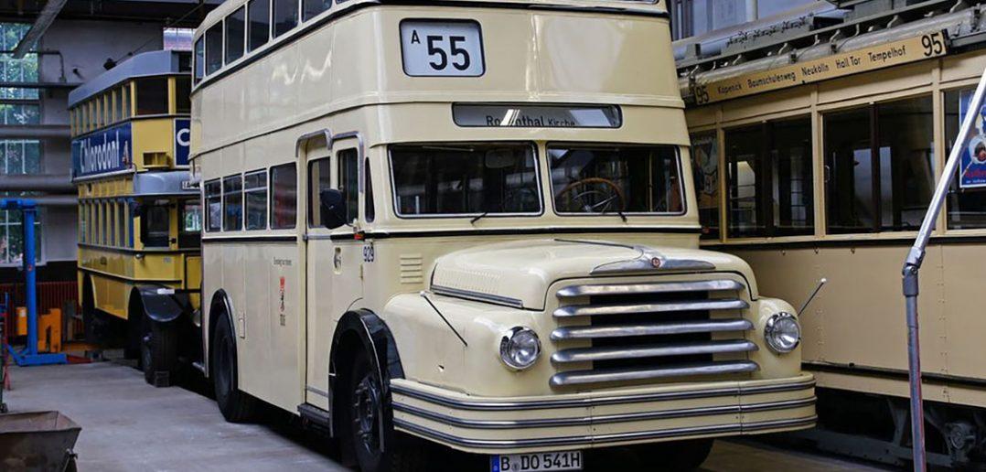 Niemieckie autobusy piętrowe Do 54 i Do 56
