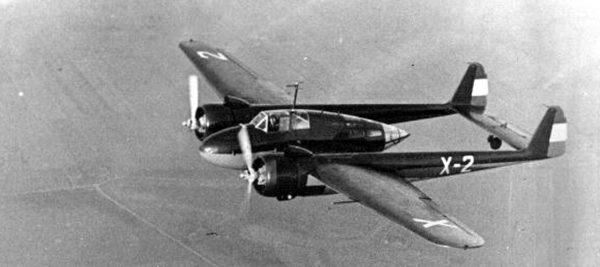 Fokker G.I