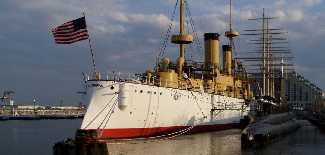 Krążownik pancernopokładowy USS Olympia