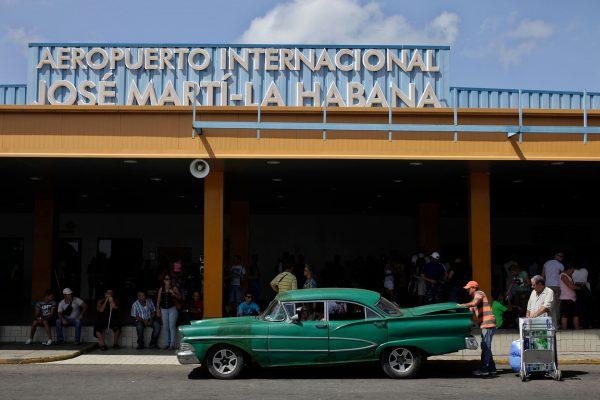 Znaczna część samolotów porywanych w USA w latach 60. była zmuszana do lądowania w Hawanie (fot. Enrique de la Osa)