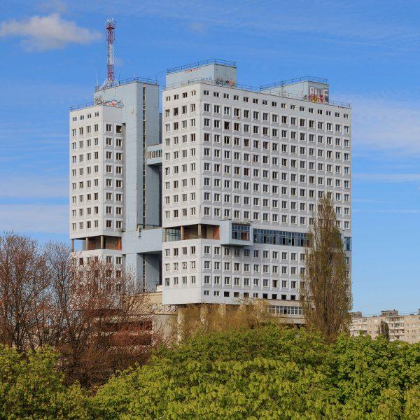 Dom Sowietów w Kaliningradzie (fot. A.Savin)