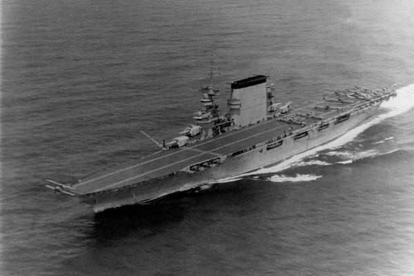 USS Lexington w 1931 roku